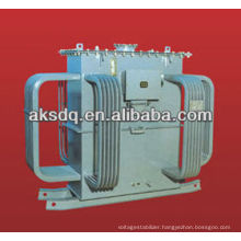 Hot Sales S9 Oil Immersed Power Distributing Encapsulated Transformer Made in Wenzhou Yueqing Liushi Jingkesai Factory