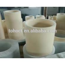 Tubo de cerámica de la varilla de la virola del tubo del anillo del anillo de la mullita de la gran circonia grande grande del tamaño SIC