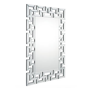 Miroir rectangulaire transparent Miroir suspendu