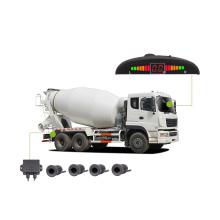 Car Monitoring IP69K Waterproof Radar Sensor System Millimeter Wave Front And Rear Parking Sensor