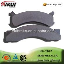 D87 DODGE brake pad