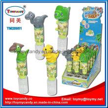 Sommer brandneue Mini Handkurbel Dinosaurier Wasserpistole Spielzeug