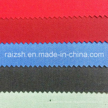 Thick Polyester Cotton Twill Solid Color Twill Fabric