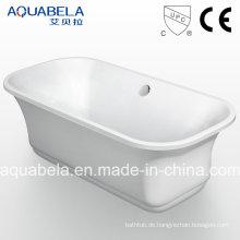 Neue freistehende Lucite Acryl Bad Hot Tubs (JL615)