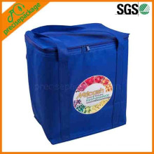 bolsa enfriadora no tejida reutilizable de alta calidad