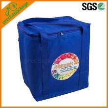 saco refrigerador não tecido reusável de alta qualidade do refrigerador