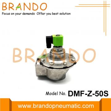 DN50 พอร์ตขนาด DMF-Z-50S Pulse Diaphragm Valve