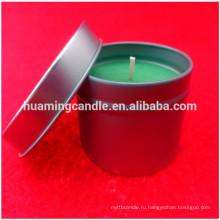 Роскошные соевые ароматические свечи