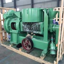Máquina de expulsión de prensa de aceite en espiral de tornillo frío para semilla de algodón