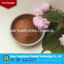 Mn-1 Dispersant / Adhesive pour lignosulfonate de sodium additif textile