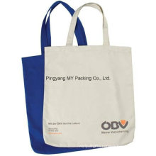 Organic Recyclable Laminated Webbing Cotton Bag