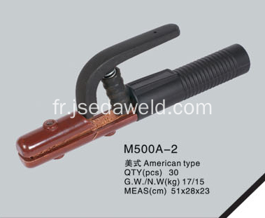 American Type Electrode Holder M500A-2