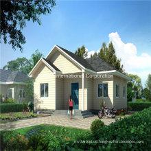 Wirtschaftliches und energiesparendes vorgefertigtes leichtes Stahlhaus