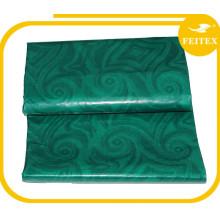 Nouveau Ghalila Tricoté Jacquard Afrique Imprimer Shaoxing Textile Coton Pas Cher Africain Tissu