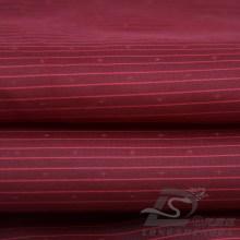 Veste imperméable à l'eau et au vent Tissé Dobby Diamond DOT & Striped Jacquard Blend-Weaving Intertexture Fabric