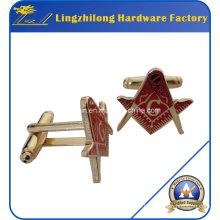 Custom Mens Jewelry Design Masonic Cuff Links
