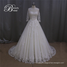 Wedding Dress White Lace