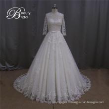 Свадебное платье белое кружево