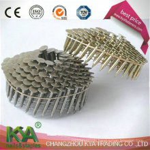 Galvanized Pallet Nails for Roofing, Fencing