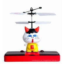 Caliente vender nuevos juguetes de niño de inducción infrarroja juguetes astronauta cinética de películas