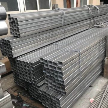 PIPE SQUARE SS201 25 x 25 x 6000 mm # 1 mm