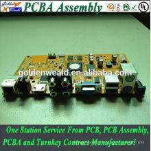 Shenzhen PCB Assemblée OEM Service pour Dashboard PCBA fabricant usb pcba fabricants