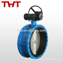 EPDM ruber seat high air butterfly valve