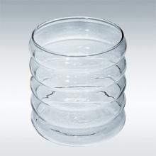 Frasco de vidro da vela para a fábrica da vela / cera (A-1161)