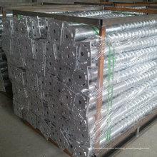 Hot DIP galvanisierte Bodenschraube Spike für Umbrella Fence