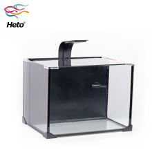 Aquarium Fish Tank Réservoir de plantes en verre de style simple