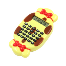 8 Digits Cute Candy Shape Calculator for Children gifts