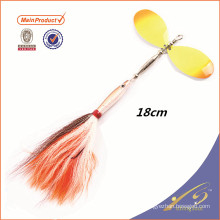 SPL028 34g spinner bait wholesale fishing lure