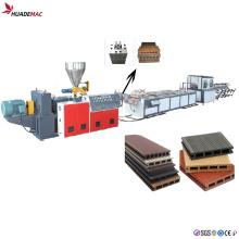 WPC-Bodenplatte Kunststoffprofil-Extrusionslinie
