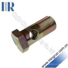 Adaptador Hidráulico de Alta Pressão em Aço Carbono Bsp Bolt (720B)