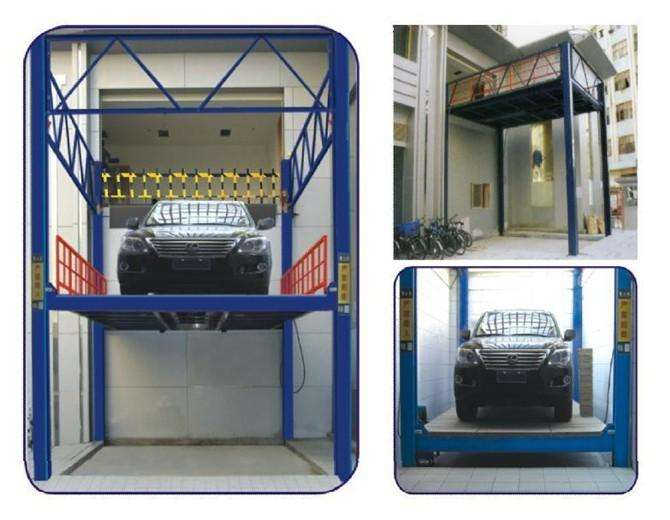 Trinidad And Tobago Market Car Lift