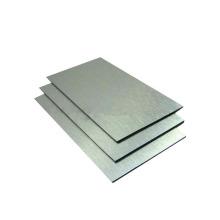 Cold Rolled Anodized Prefinished  Brushed Aluminum Sheet