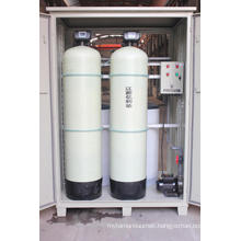 FRP Resin Tank Water Softener Filter to Remove Water Hardness
