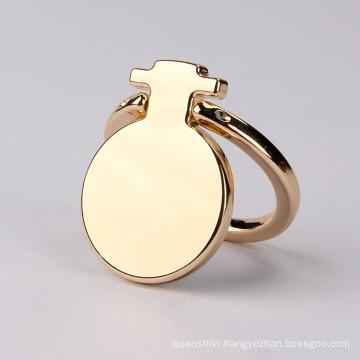 Lover boy and Lover girl Appearance Unique Design Finger Ring Holder for mobile phone