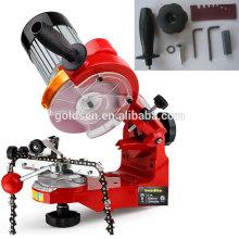 145mm 230w Electric Power Sharpener Grinder Machine Tools Chainsaw Sharpening Service