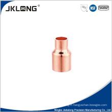 Réducteur de montage en cuivre forgé J9010 Raccord de tuyau en cuivre de 1 pouce