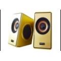 Der Bluetooth-Lautsprecher mit Cartoon-Form