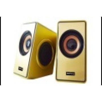 Der Bluetooth-Lautsprecher mit klassischer Metal Shell
