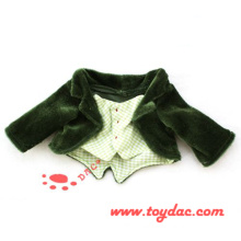 Black Plush Teddy Bear`S Clothing