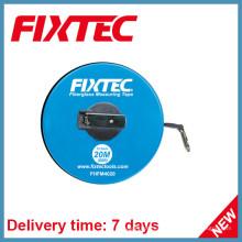 Herramientas manuales de Fixtec 20m ABS Plastics Fiberglass Measuring Tape