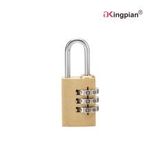 Kleine Messing Digital und Code Lock