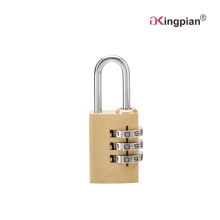 Small Brass Digital and Code Lock