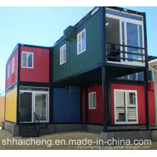 Modular Shipping Container for Living/ Office (shs-fp-villa001)