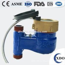Contador de agua pagado por adelantado fotoeléctrico inalámbrico de lectura directa