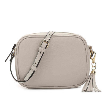 Anti-Stöld Tassel Travel Shoulder Crossbody Väska