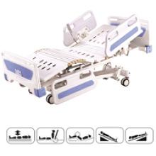 Cama de hospital eléctrica ICU ajustable de cinco funciones Da2